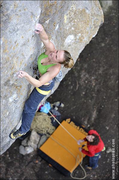 Rock Climbing Photo: Kristyna Ondra