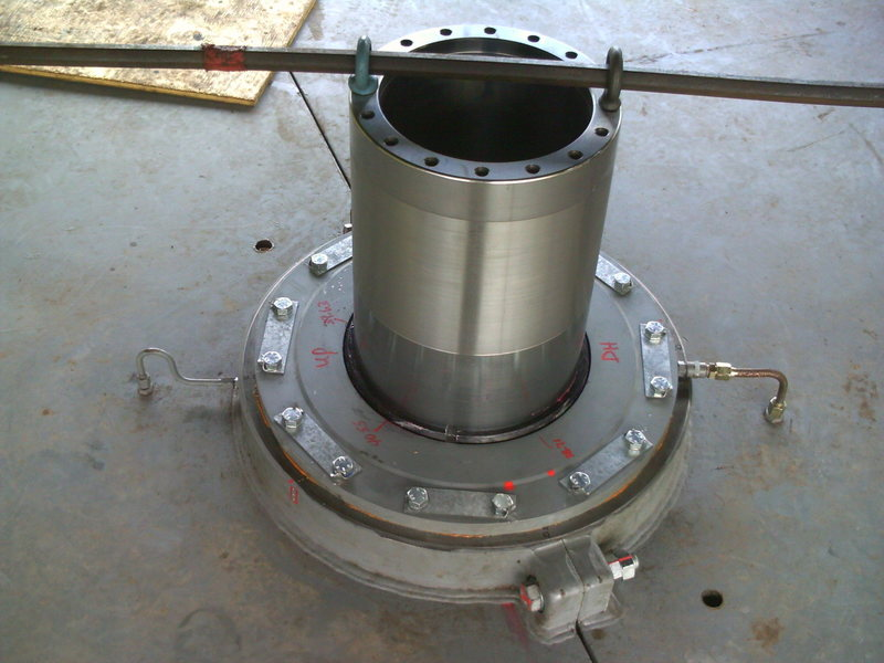 Shaft/bearing assembly