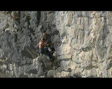 Rock Climbing Photo: The jugular upper section of Heiliggeischt