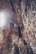 Rock Climbing Photo: Forgotten Years Whipper.