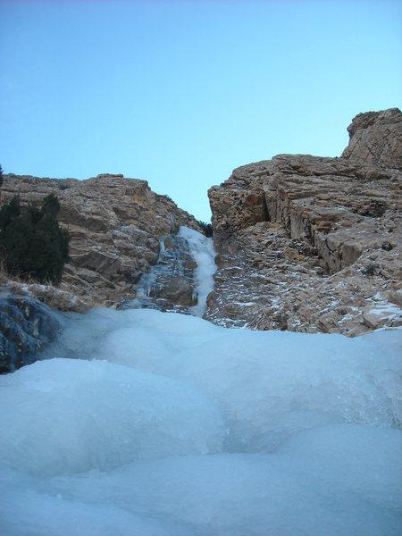 Willard Canyon Falls