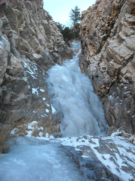 Rock Climbing Photo: p.3