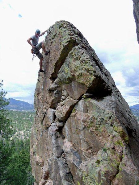 Fun climb.