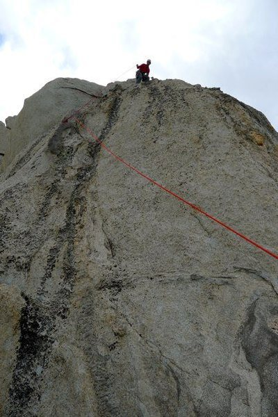 Richard Shore on the 5.9R final pitch (variation)