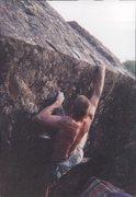 Rock Climbing Photo: Awesome lip!