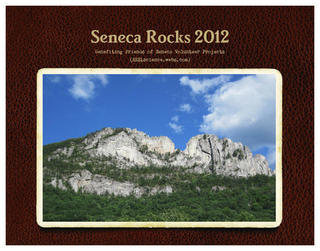 Rock Climbing Photo: Seneca Rocks 2012 Calendar
