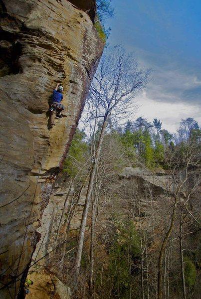 Rock Climbing Photo: Netizen Hacktivist