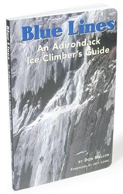 Rock Climbing Photo: Blue Lines.
