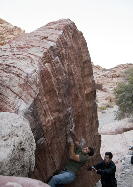 Rock Climbing Photo: Jack of all Trades