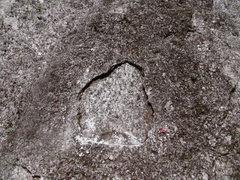 Rock Climbing Photo: Right hand start