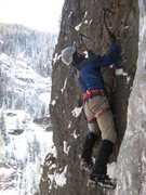 Rock Climbing Photo: /Users/ericwright/Desktop/Ouray 120711 028-4.jpg