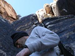 Rock Climbing Photo: just chillen