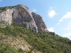 Rock Climbing Photo: The Quiquillon