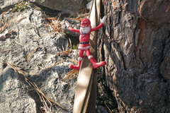 Rock Climbing Photo: KARMIC RELIEF ... who's been naughty and who's bee...