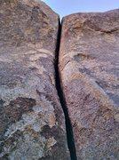 Rock Climbing Photo: Modern Warfare