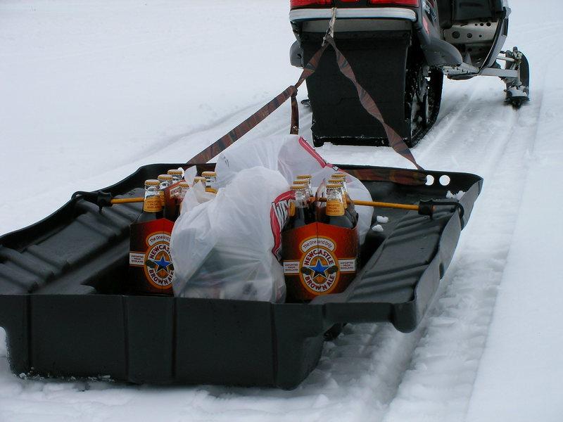 Cabin supplies...