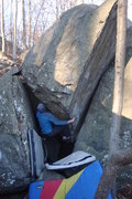 Rock Climbing Photo: The opening business on Crazy Game of Poker
