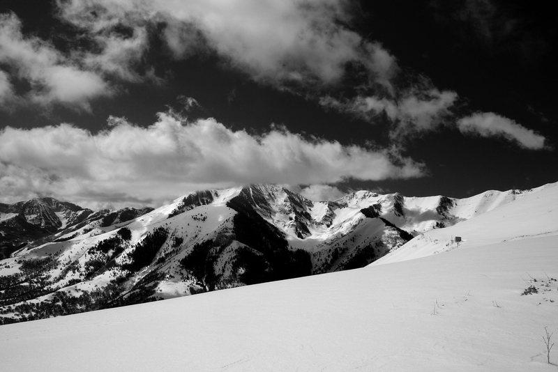 Rock Climbing Photo: Lowe Peak
