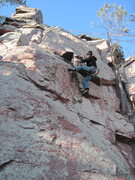 Rock Climbing Photo: Infamous MP point whore, Remo.
