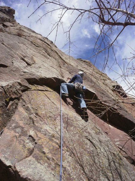 Rock Climbing Photo: not classic