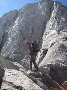 Rock Climbing Photo: Mt.sill ridge