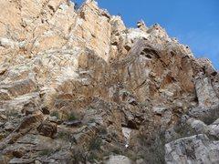 Rock Climbing Photo: H 2 S belays