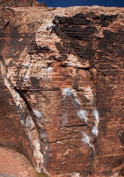 Rock Climbing Photo: Jones'n V4