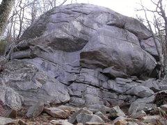 Rock Climbing Photo: sunny day at boulder
