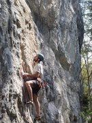 Rock Climbing Photo: Getting started Krebs 6c
