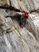 Rock Climbing Photo: Wicked fun