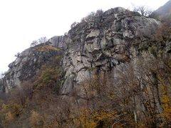 Rock Climbing Photo: Settore Guffeto