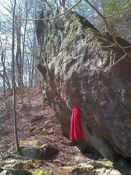 Rock Climbing Photo: NSP