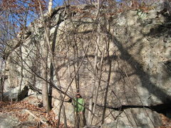 Rock Climbing Photo: outcropping...