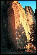 Rock Climbing Photo: Split Image.