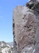 Rock Climbing Photo: Conquering tribal boundaries, one of my first outd...