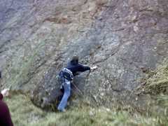 Rock Climbing Photo: more