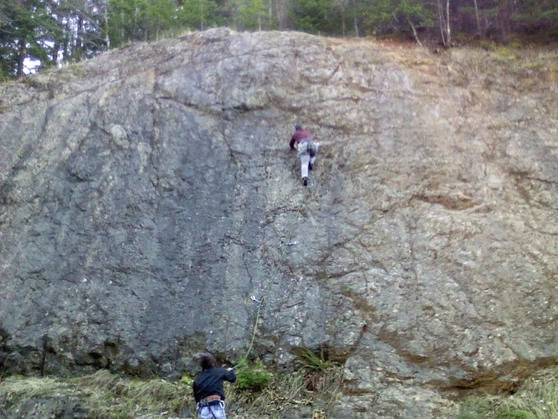 Rock Climbing Photo: more...