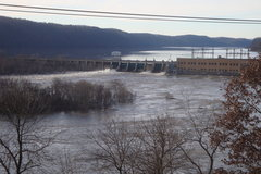 Rock Climbing Photo: The Dam at Safe Harbor