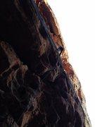 Rock Climbing Photo: Friend 5.10. At Anchors