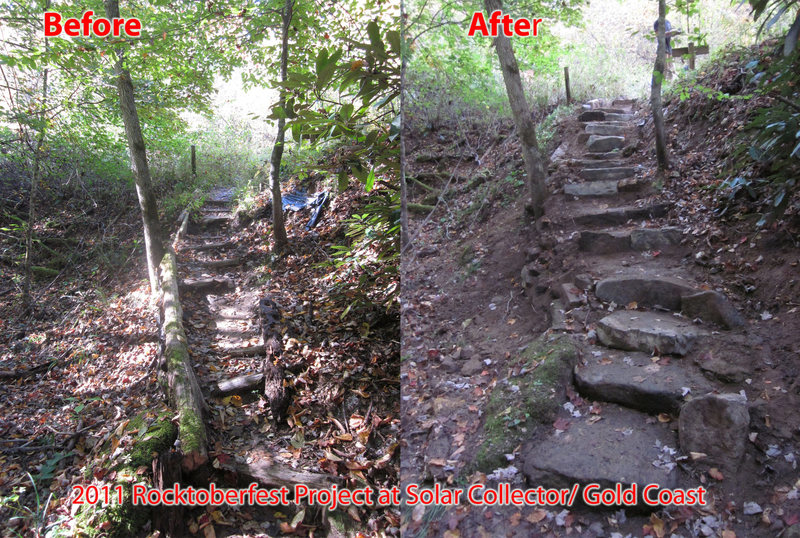Red River Gorge - Soloar Collector Area