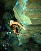 Rock Climbing Photo: More Catalyst.  Andy Burr Photo.
