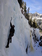 Rock Climbing Photo: School Room, I believe