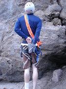 Rock Climbing Photo: warmming wall mammoth