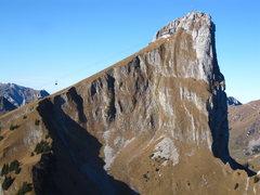 Rock Climbing Photo: Stockhorn, Bernese Pre-alps