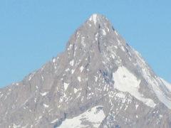 Rock Climbing Photo: Breithorn from Simplon Pass.