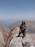 Rock Climbing Photo: Awesome Patagonian summit!