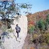 Anonymous climber on Strawberry Jam