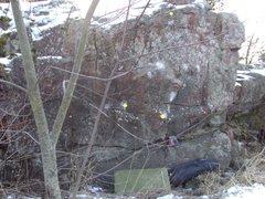Rock Climbing Photo: jiminy crankit