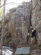 Rock Climbing Photo: siddhartha