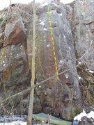 Rock Climbing Photo: Feed the beast